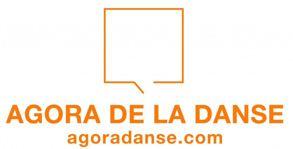 logo agora orange+web