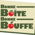 Logo Bonne boite bonne bouffe-couleur