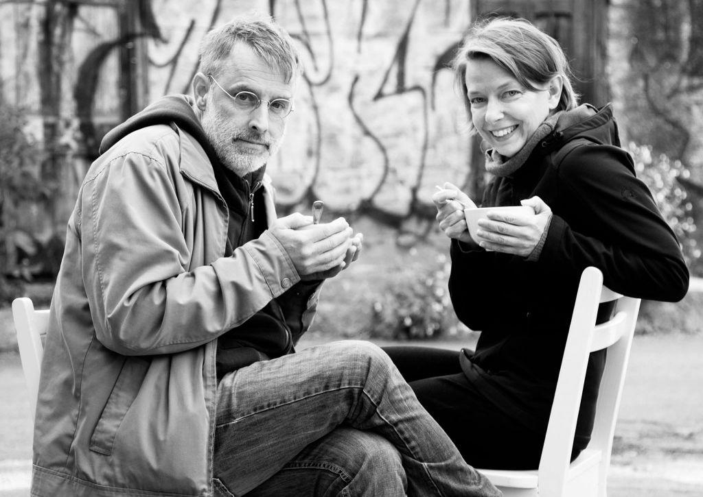 Annie et Pierre, fondateurs d'ATSA